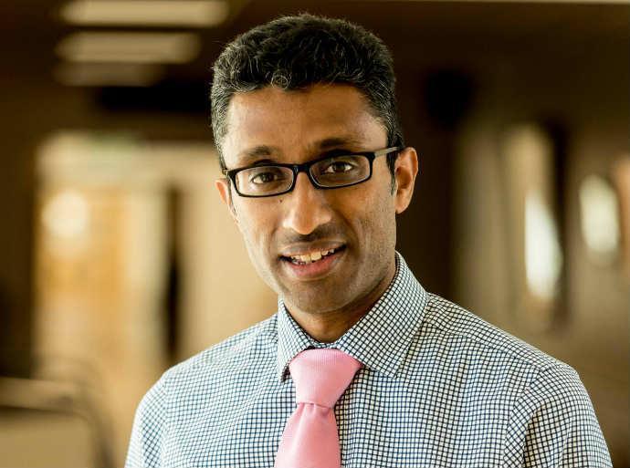 Dr Jay Suntharalingam