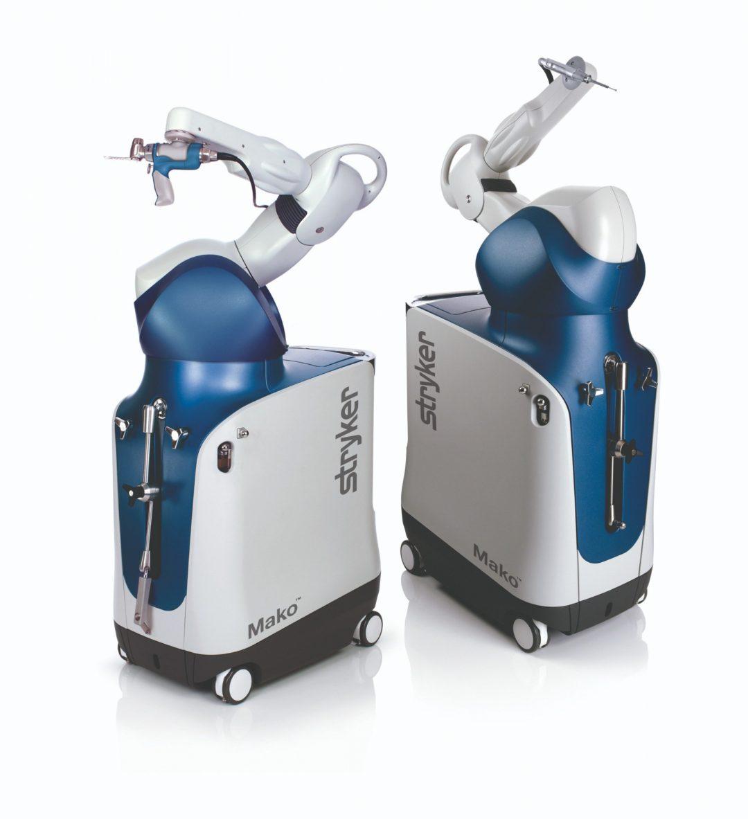 Mako Robot - x2