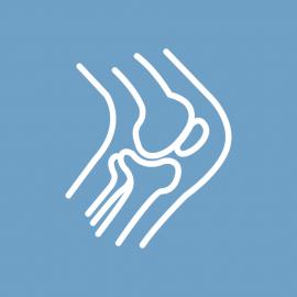 Knee Surgery Icon